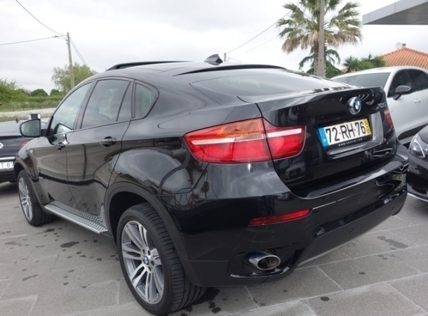 sold bmw x6 3 0 d xdrive pack m carros usados para venda autouncle. Black Bedroom Furniture Sets. Home Design Ideas
