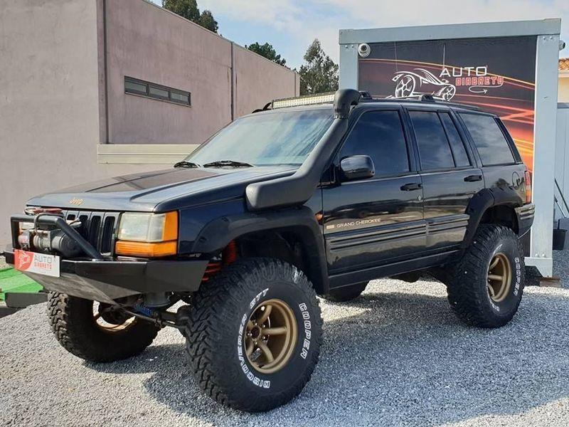 Usado Jeep Grand Cherokee 5.2 V8