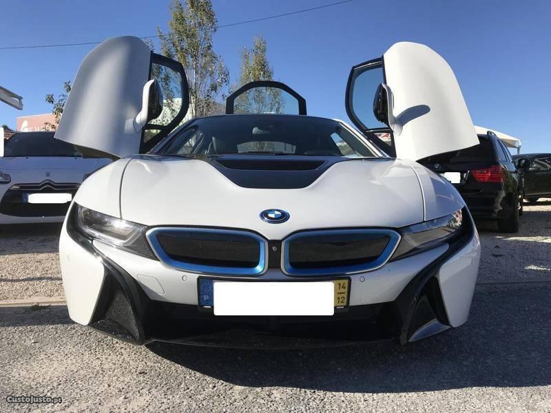 Sold Bmw I8 Full Extras 14 Carros Usados Para Venda