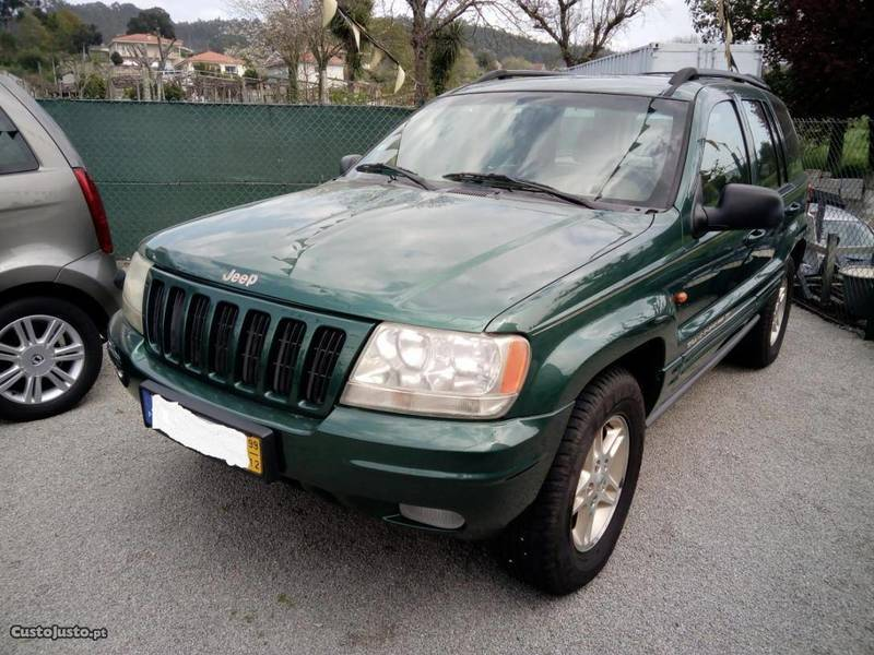 Great Usado Jeep Grand Cherokee Grang Cherokee   99