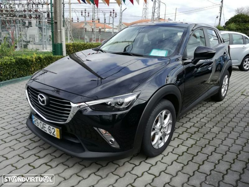 sold mazda cx 3 navi carros usados para venda. Black Bedroom Furniture Sets. Home Design Ideas