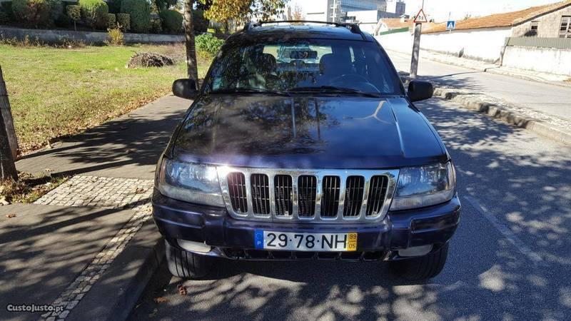 Usado Jeep Grand Cherokee 3100 Loredo   99