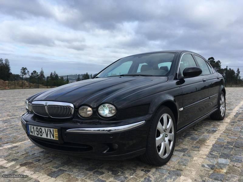 Perfect 1/4 Usado Jaguar X Type 2.0d 130cv   03