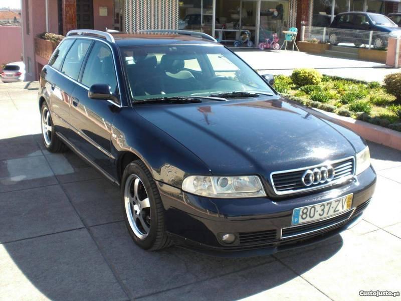 Sold Audi A4 Avant 2 5 Tdi 150cv -