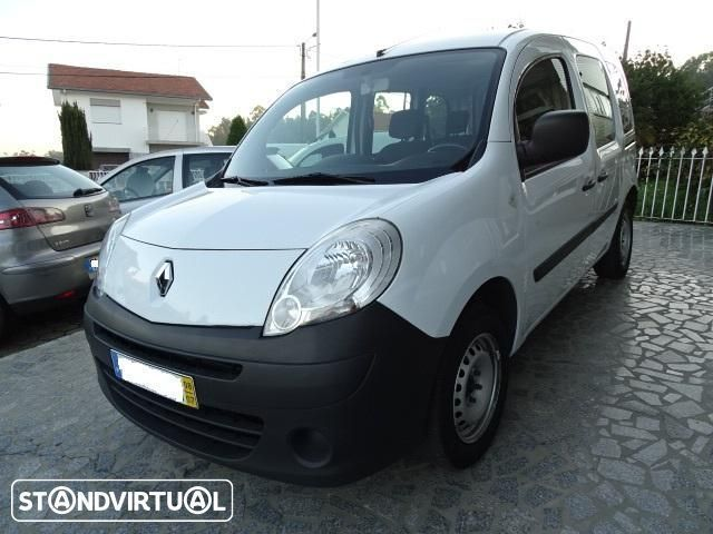 renault kangoo 1 5 dci 80 exp carros usados para venda autouncle. Black Bedroom Furniture Sets. Home Design Ideas