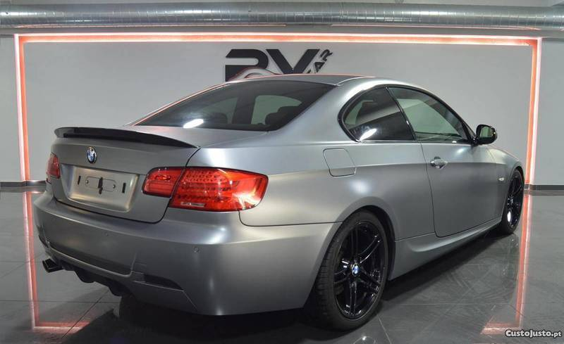 Madison Bmw 320d Coupe Pack M 2011