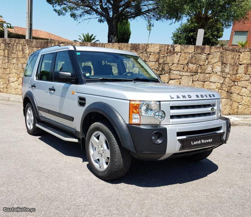 Sold Land Rover Discovery 3 Discov: Sold Land Rover Discovery 3 TDV6 S.