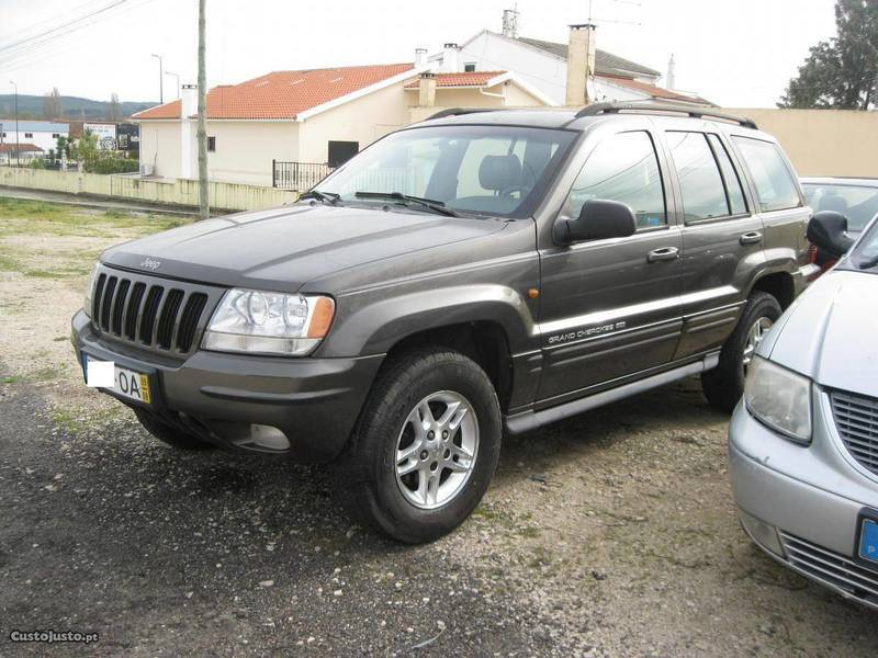 Usado Jeep Grand Cherokee 3.1 Limited   99