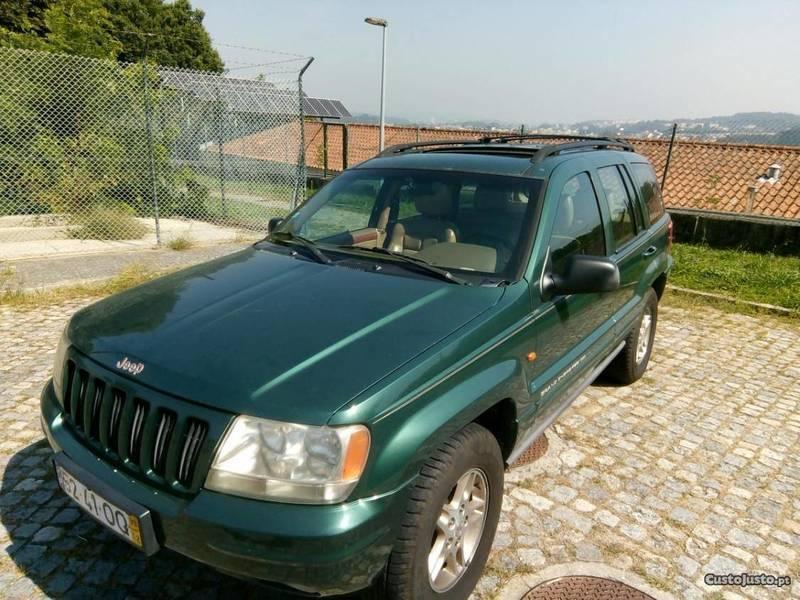 Usado Jeep Grand Cherokee 4.7 V8