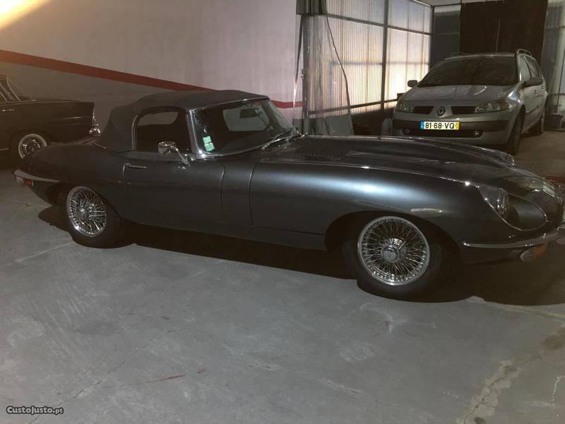 Usado Jaguar E Type 4.2 Roadster