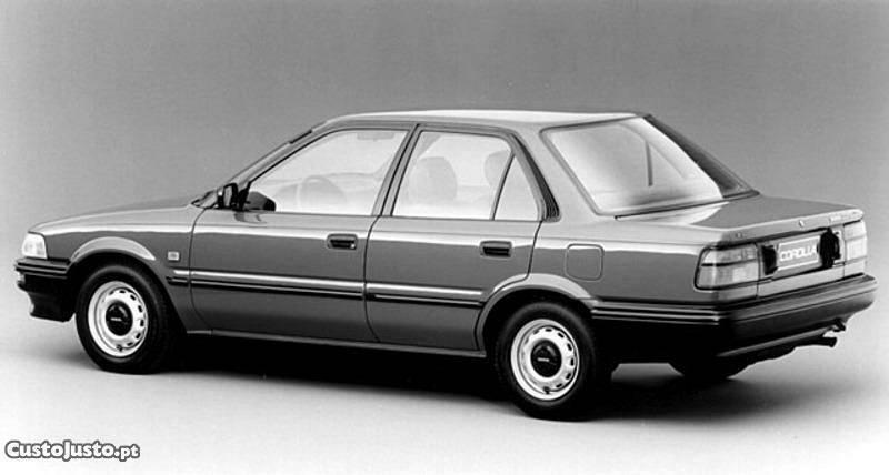 Sold Toyota Corolla Xl P Pe 231 As 89 Carros Usados Para Venda