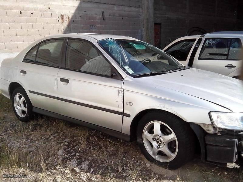 Sold honda accord c68 sedan 99 carros usados para venda for 99 honda accord