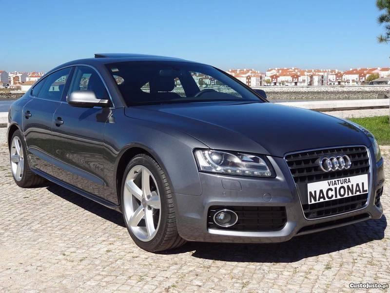 Audi a5 sportback usados venda 5