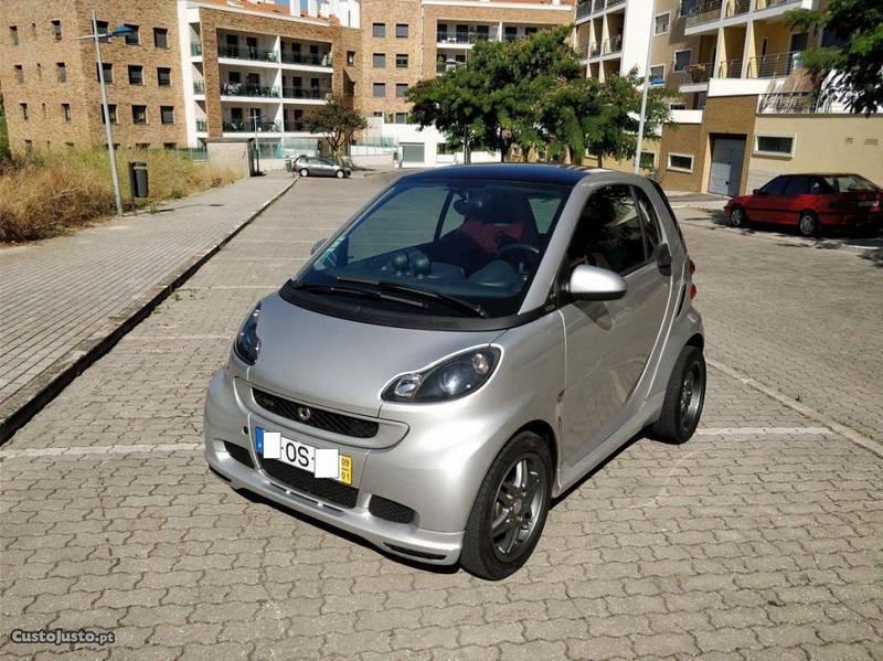 sold smart fortwo coup cdi kit br carros usados para venda. Black Bedroom Furniture Sets. Home Design Ideas