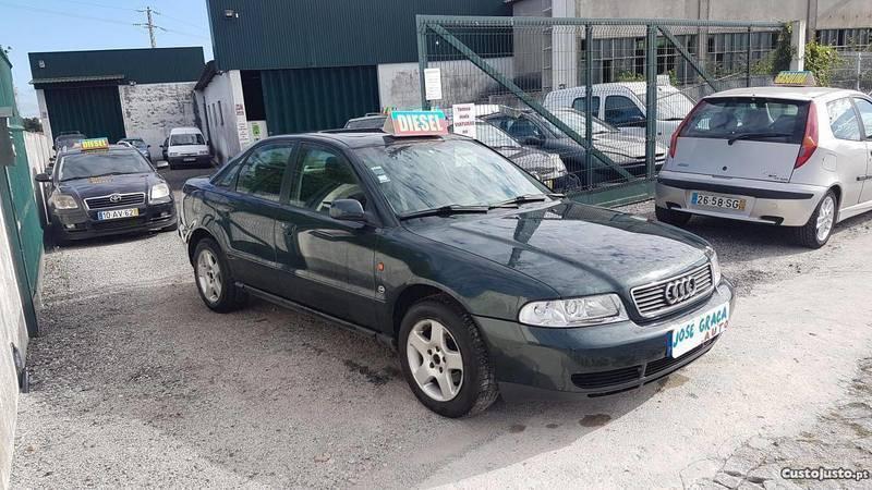 Carro Santa Fa >> Sold Audi A4 1.9 TDi 90Cv 04/95 - . - Carros usados para venda
