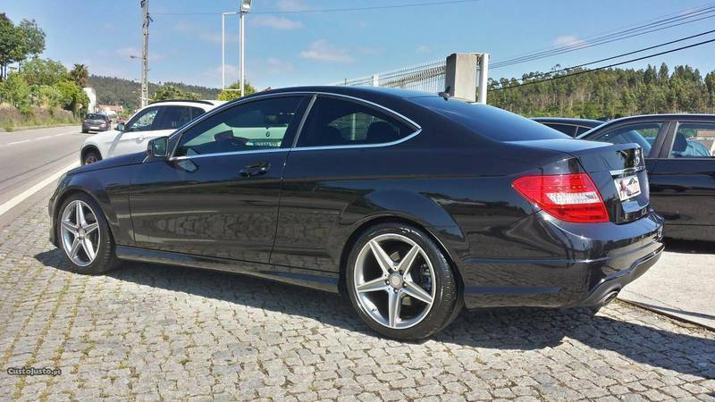 sold mercedes c220 coupe amg 12 carros usados para venda. Black Bedroom Furniture Sets. Home Design Ideas