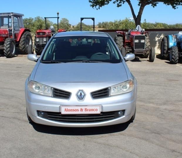 Sold Renault Mégane VAN
