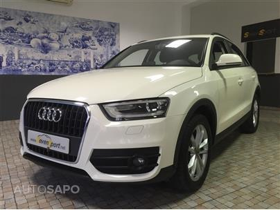 sold audi q3 2 0 tdi business line carros usados para venda. Black Bedroom Furniture Sets. Home Design Ideas