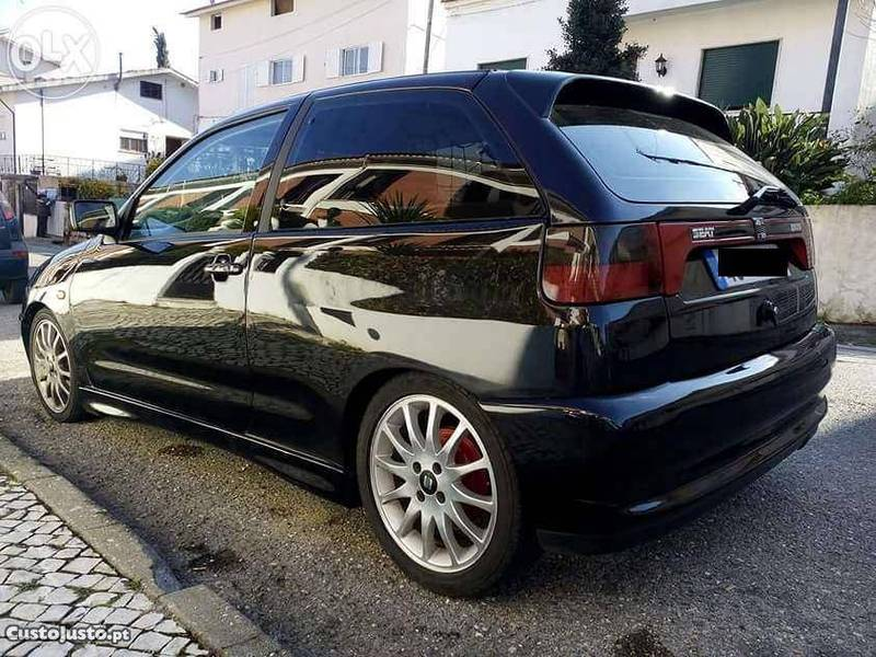 sold seat ibiza 6k gt tdi 97 carros usados para venda autouncle. Black Bedroom Furniture Sets. Home Design Ideas
