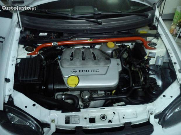sold opel corsa b 1.4 16v - carros usados para venda