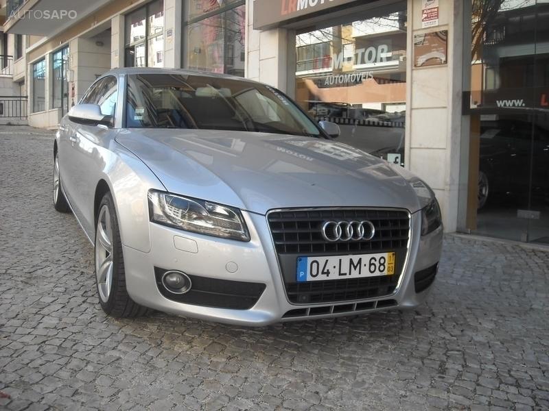 Audi a5 diesel usados 17