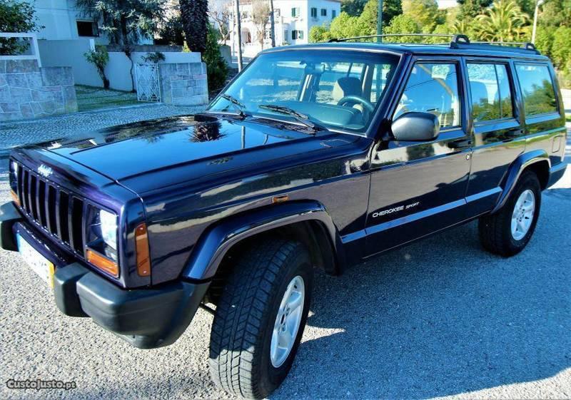 Usado Jeep Cherokee XJ Sport 2.5 Turbo   99