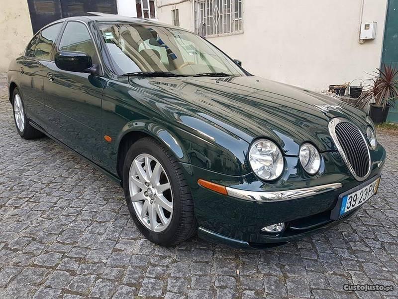 Usado Jaguar S Type 3.0 V6 Executive