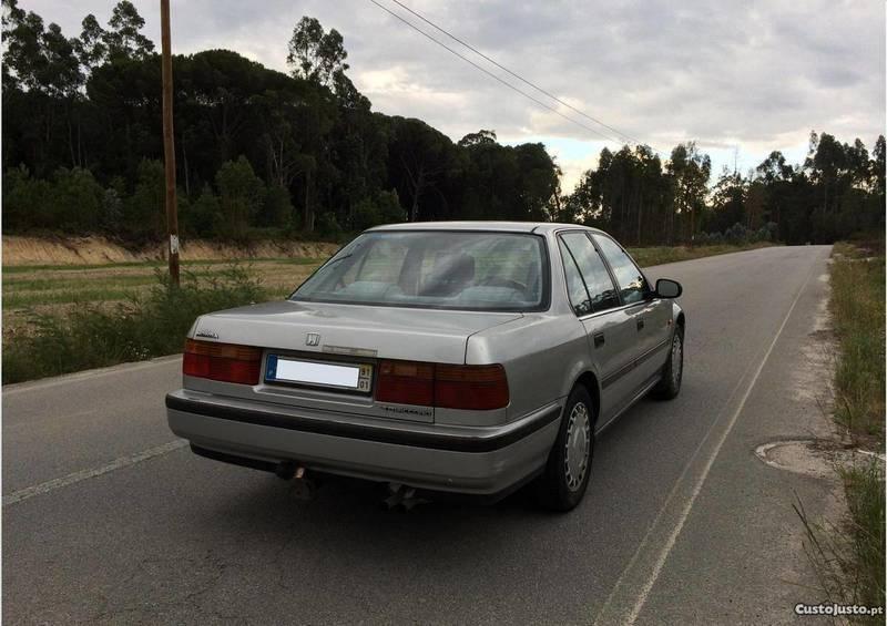 Sold honda accord 2 0 i 91 carros usados para venda for Carro honda accord