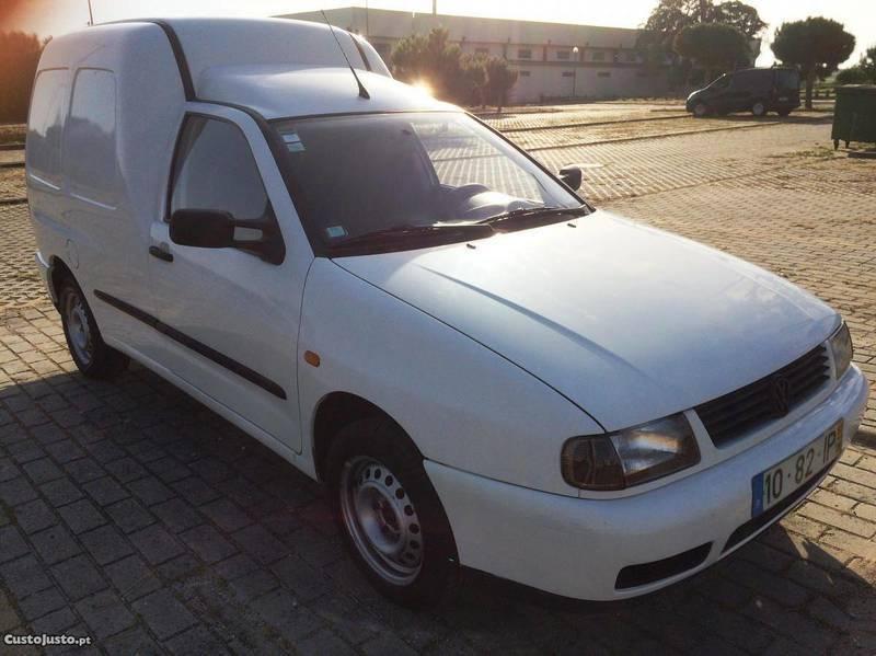 sold vw caddy 1 9 sdi  64cv  - 97