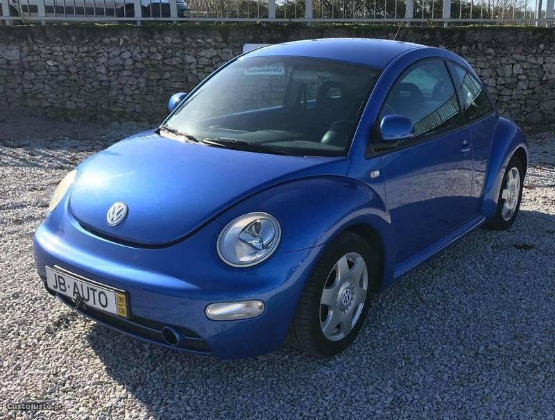 vw beetle new1 9 tdi blue 99 carros usados para venda. Black Bedroom Furniture Sets. Home Design Ideas