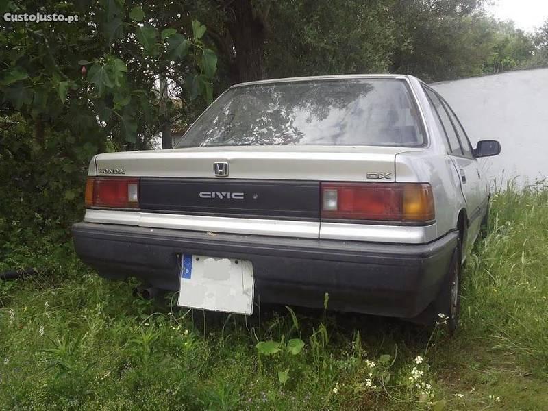 Usado Honda Civic EF Sedan   88