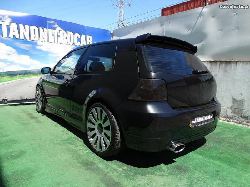sold vw golf iv 1 9 tdi pd 150 cv carros usados para venda. Black Bedroom Furniture Sets. Home Design Ideas