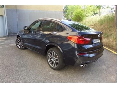 sold bmw x4 30 d xdrive pack m carros usados para venda autouncle. Black Bedroom Furniture Sets. Home Design Ideas