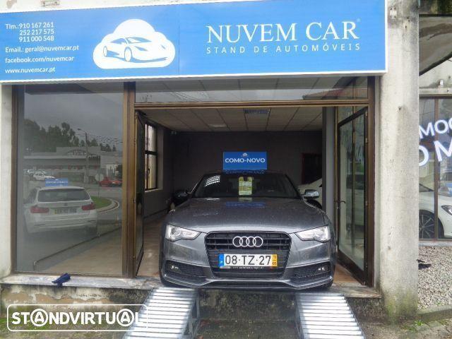 Audi a5 sportback usados para venda 7
