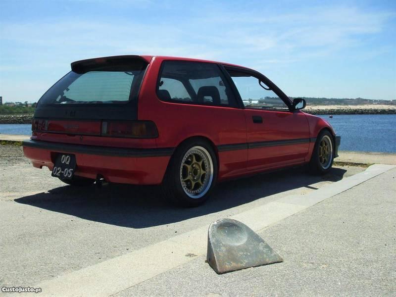 Usado Honda Civic Si Hatchback   89