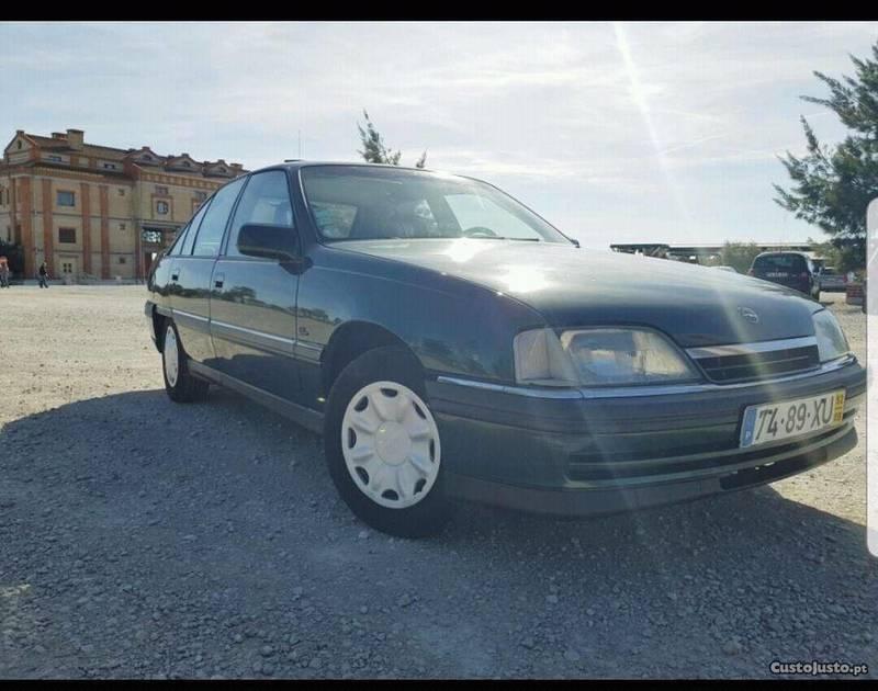 9a48b1cce94 Sold Opel Omega 2.0i - Carros usados para venda