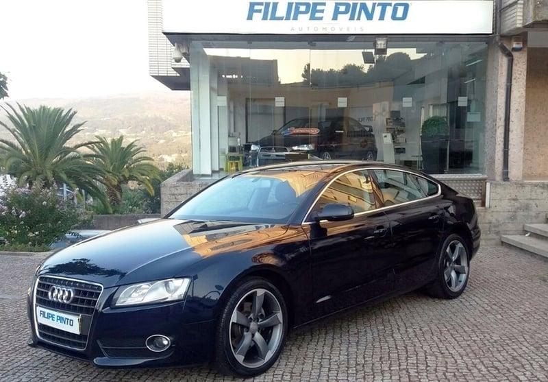 Audi a5 sportback usados venda 16