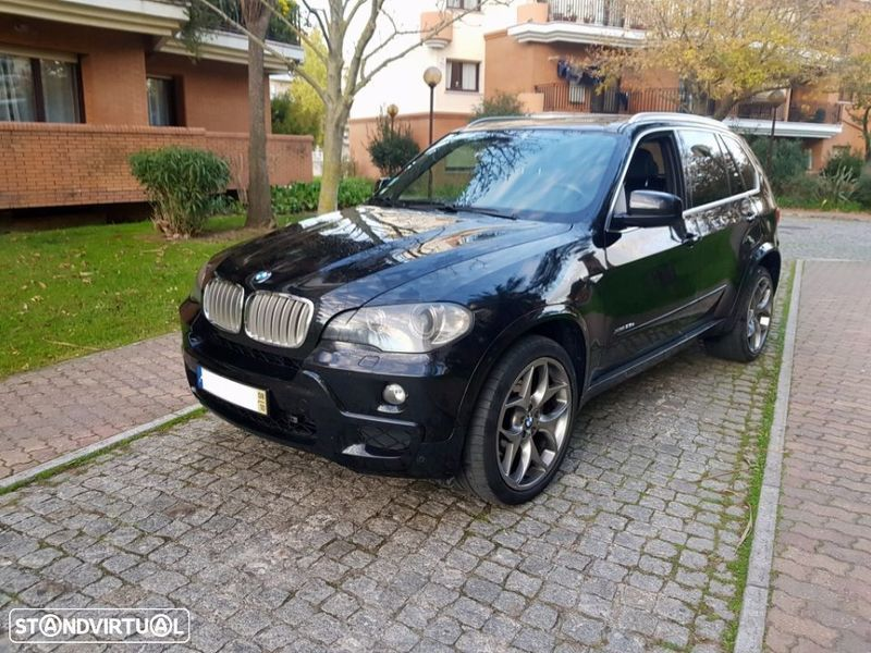 sold bmw x5 35d pack m carros usados para venda autouncle. Black Bedroom Furniture Sets. Home Design Ideas