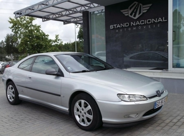 sold peugeot 406 coupe 2 2 hdi carros usados para venda. Black Bedroom Furniture Sets. Home Design Ideas