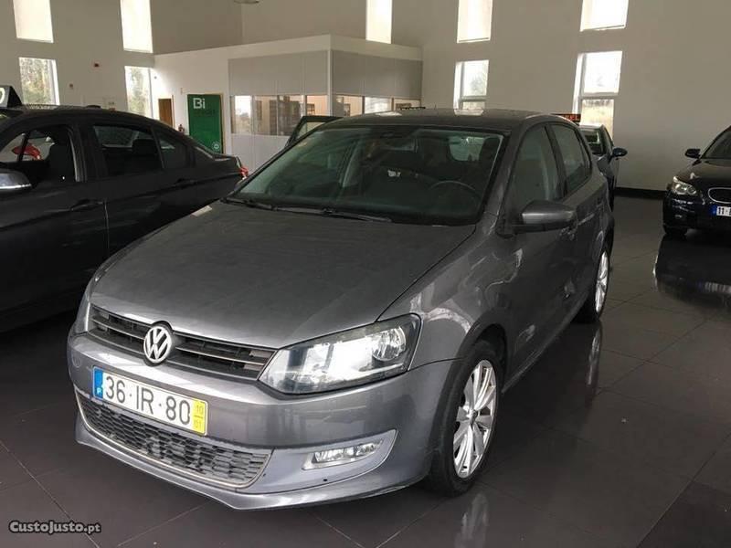 1 4 usado VW Polo 1.2 Highline ba2dead5645ed