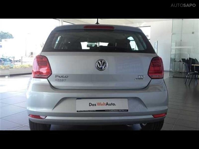 Sold VW Polo 1.4 TDI 75 cv Connect - Carros usados para venda d66f233042135