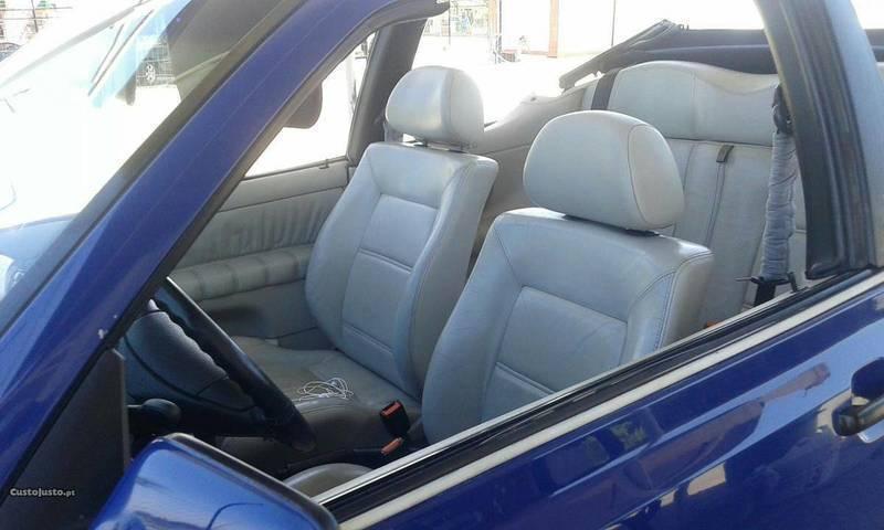 sold vw golf cabriolet colf 3 1 9 carros usados para venda. Black Bedroom Furniture Sets. Home Design Ideas