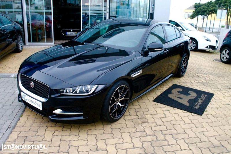 ▷ usados 2016 jaguar xe 2.0 diesel 2016 mafra, lisboa- autouncle