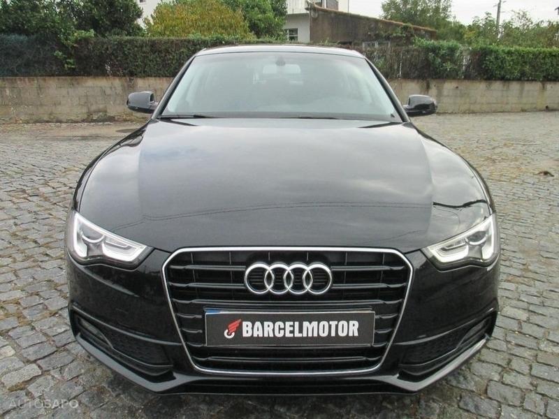 Audi a5 sportback usados para venda 12