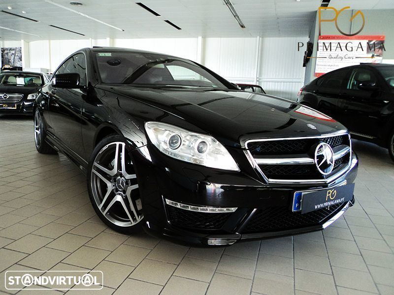 mercedes cl63 amg 3 usados de 15 websites para venda. Black Bedroom Furniture Sets. Home Design Ideas