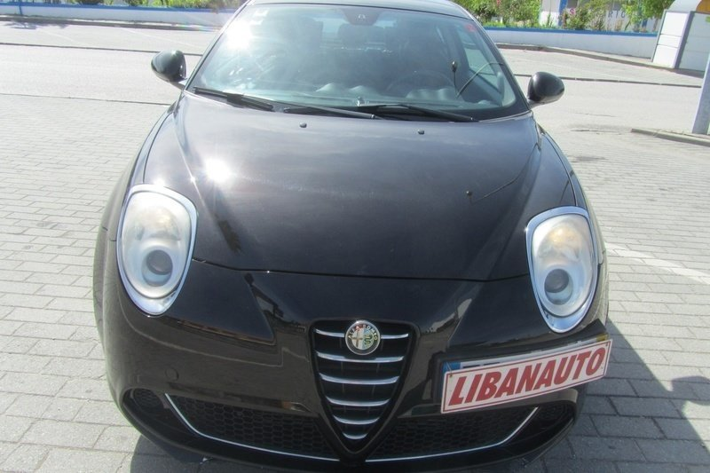 sold alfa romeo mito 1 6 jtd 120 cv carros usados para venda. Black Bedroom Furniture Sets. Home Design Ideas