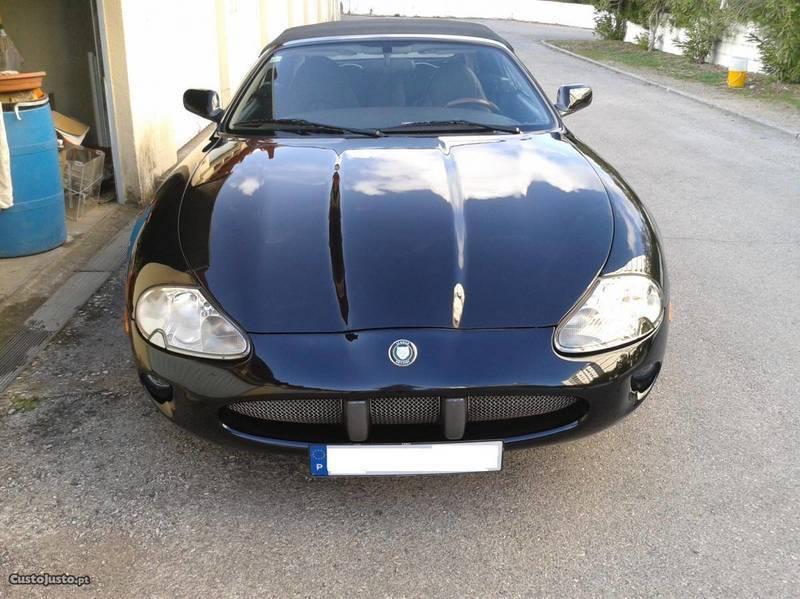 Usado Jaguar XK8 Cabrio