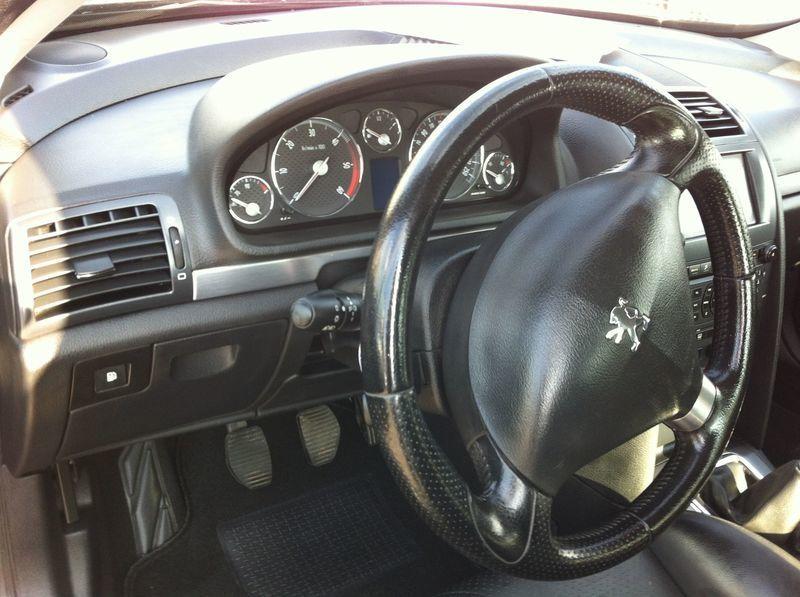 peugeot 407 coupe 2 0 hdi carros usados para venda autouncle. Black Bedroom Furniture Sets. Home Design Ideas