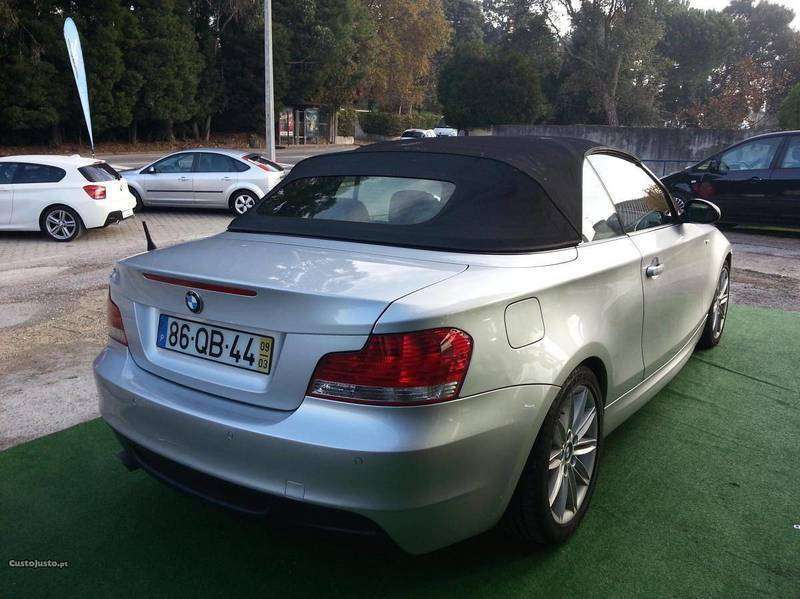 bmw 120 cabriolet 10 carros usados para venda autouncle. Black Bedroom Furniture Sets. Home Design Ideas