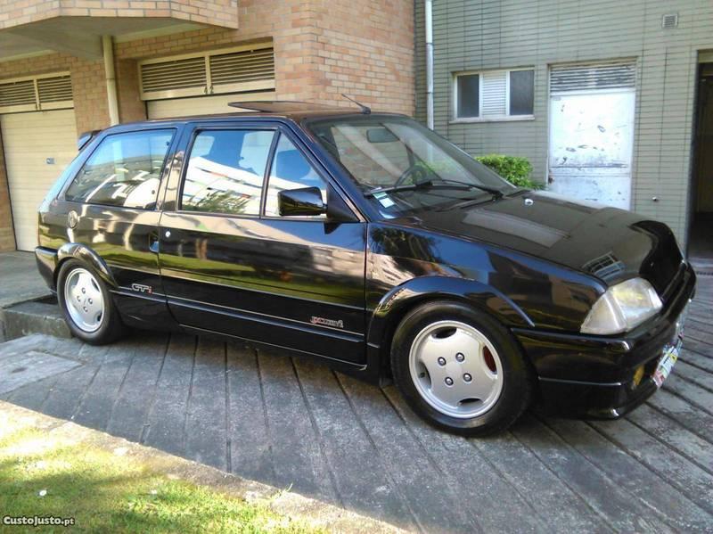 sold citro n ax gti exclusive 93 carros usados para venda. Black Bedroom Furniture Sets. Home Design Ideas